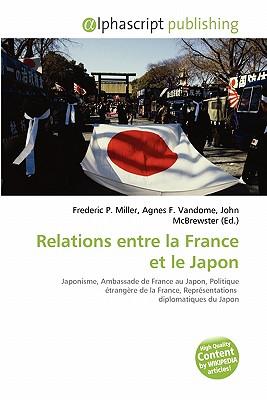 Relations Entre La France Et Le Japon
