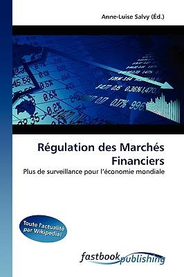 Rgulation Des Marchs Financiers 9786130105198