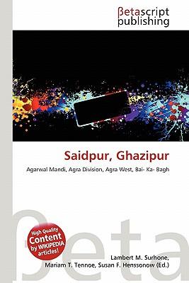 Saidpur, Ghazipur
