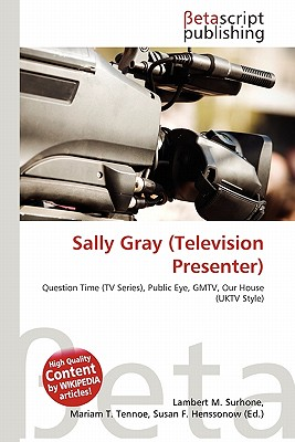 Sally Gray (Television Presenter)