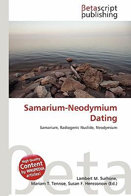 samarium neodymium dating