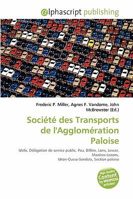 Societe Des Transports de L'Agglomeration Paloise