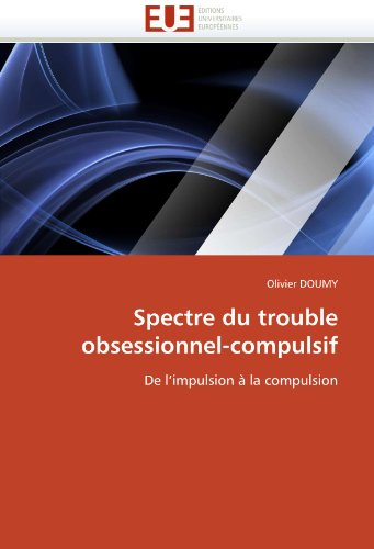 Spectre Du Trouble Obsessionnel-Compulsif 9786131543449