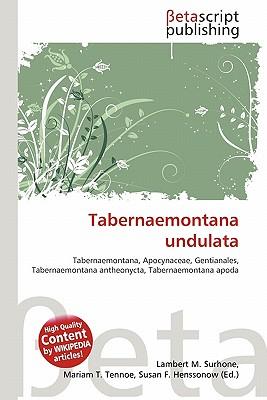 Tabernaemontana Undulata