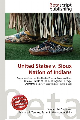 United States v. Sioux Nation of Indians