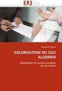 Valorisation Du Gaz Algerien 9786131582363