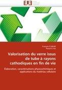 Valorisation Du Verre Issus de Tube a Rayons Cathodiques En Fin de Vie 9786131518201