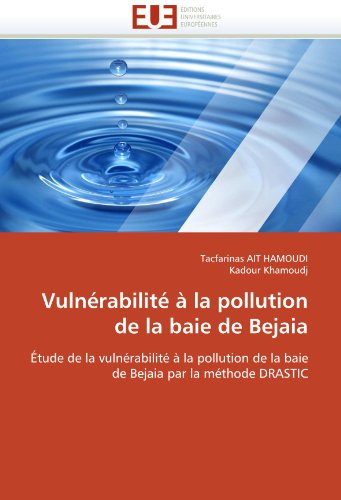 Vuln Rabilit La Pollution de La Baie de Bejaia 9786131572944