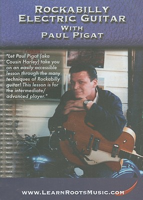 Rockabilly Electric Guitar with Paul Pigat