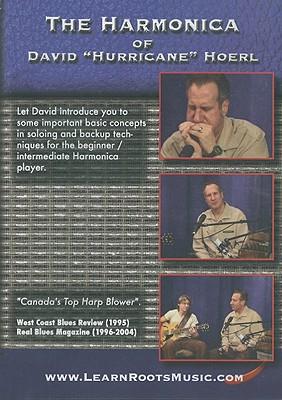 "The Harmonica of David ""Hurricane"" Hoerl"