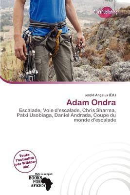 Adam Ondra 9786200045096