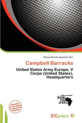 Campbell Barracks 9786200053589