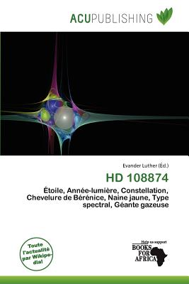 HD 108874 9786200980120