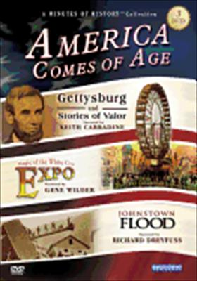 America Comes of Age-Minutes of History Collection Box Set