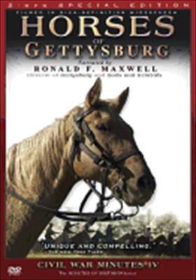 Horses of Gettysburg-Civil War Minutes IV Box Set