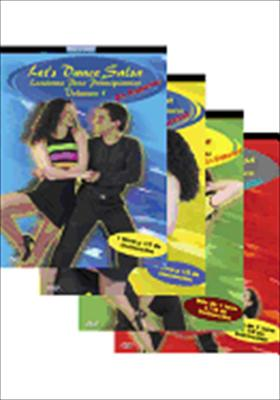 Let's Dance Salsa Ultimate Collection