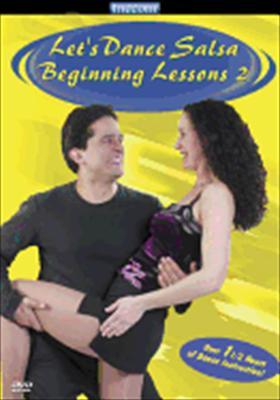 Lets Dance Salsa Beginning Lessons 2