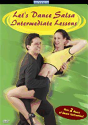 Lets Dance Salsa Intermediate Lessons