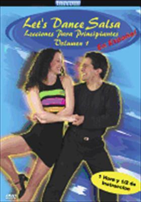 Lets Dance Salsa Lecciones Para Principiantes V01