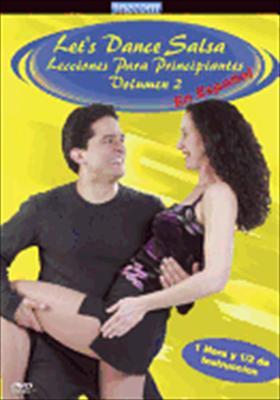 Lets Dance Salsa Lecciones Para Principiantes V02