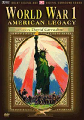 World War 1-American Legacy