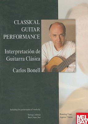 Classical Guitar Performance