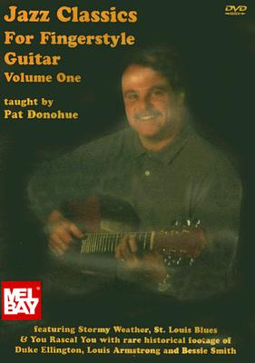 Jazz Classics for Fingerstyle Guitar: Volume 1