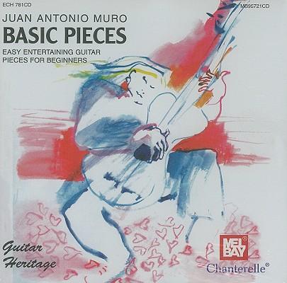 Juan Antonio Muro Basic Pieces 0796279050807