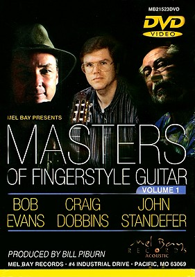 Masters of Fingerstyle Guitar, Volume 1