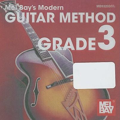 Modern Guitar Method Grade 3