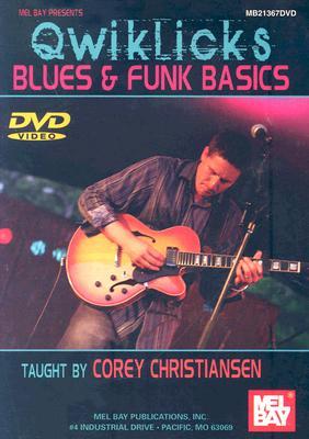 Qwiklicks Blues & Funk Basics