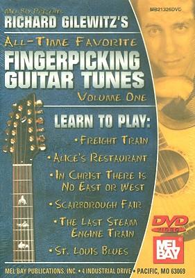 Richard Gilewitz: All-Time Favorite Fingerpicking Tunes, Volume 1