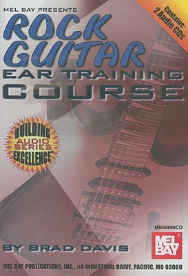 Rock Guitar Ear Training Course 0796279080392