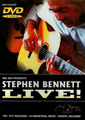 Stephen Bennett Live!
