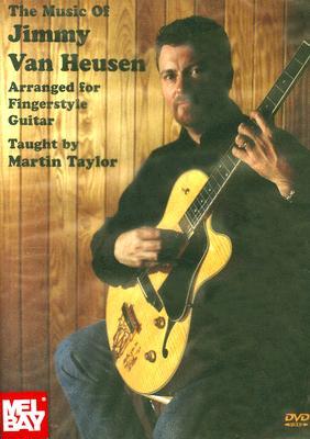 The Music of Jimmy Van Heusen: Arranged for Fingerstyle Guitar