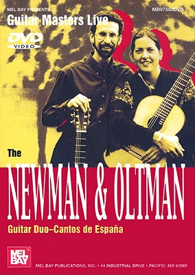 The Newman & Oltman Guitar Duo