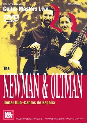 The Newman & Oltman Guitar Duo: Cantos de Espana