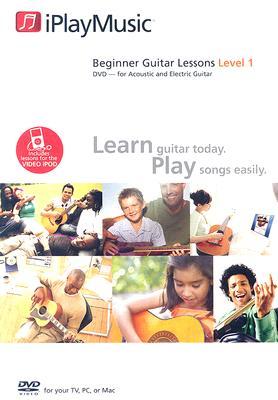 Beginner Guitar Lessons-Level 1