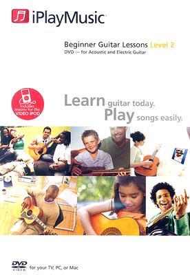 Beginner Guitar Lessons-Level 2