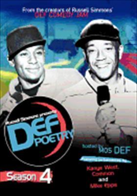 Def Poetry: Season 4