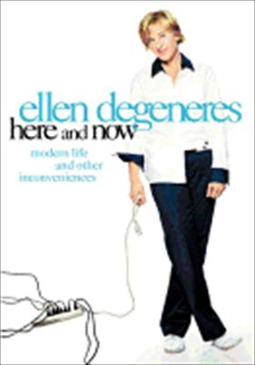 Ellen DeGeneres: Here and Now 0026359201929