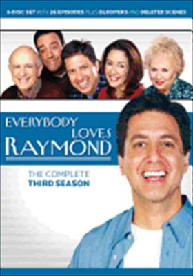 Everybody Loves Raymond: The Complete Third Season
