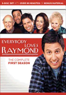 Everybody Loves Raymond: Complete First Season