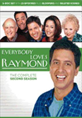 Everybody Loves Raymond: Complete Second Season