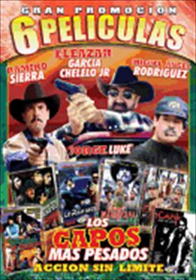 Los Capos Mas Pesados: Volume 1