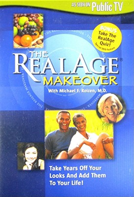 Real Age Makeover with Michael F. Roizen 0796539024968