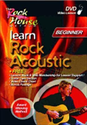 Learn Rock Acoustic: Level 1 Beginner
