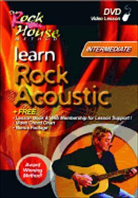 Learn Rock Acoustic: Level 2 Intermediate