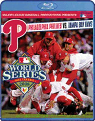 2008 World Series: Philadelphia Phillies vs. Tampa Bay Rays