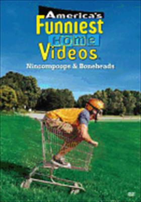 America's Funniest Home Videos: Nincompoops & Boneheads